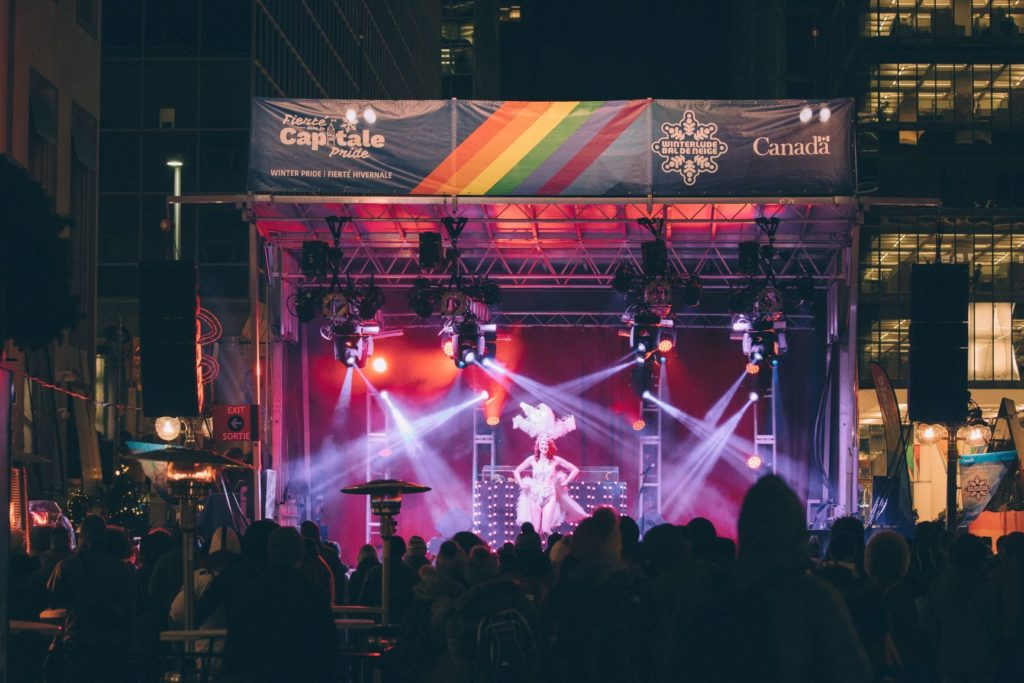 Winter Pride Winterlude