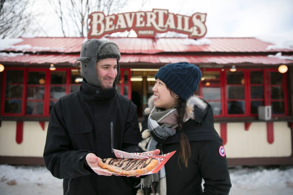 Winterlude Beavertails