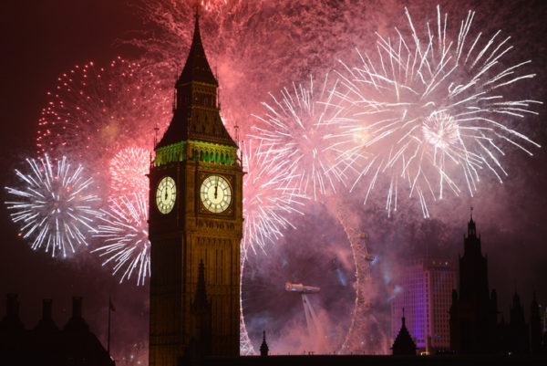 Bonfire Night London