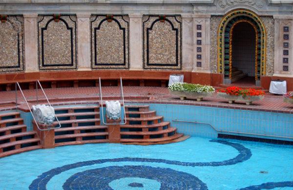 Gellart Baths Budapest