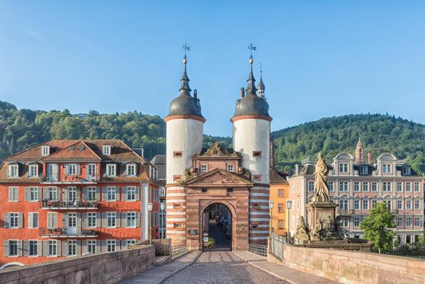 Heidelberg City Gates