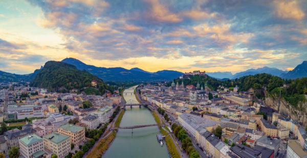 Salzburg Aerial