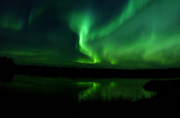 See The Northern Lights Yorkshire