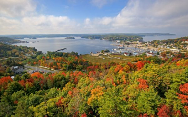 Tower Hill Lookout Parry Sound and Muskoka