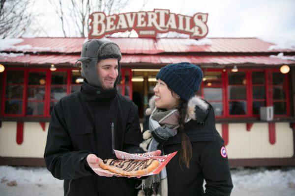 Winterlude Beavertails