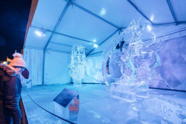 Winterlude Ice Sculptures