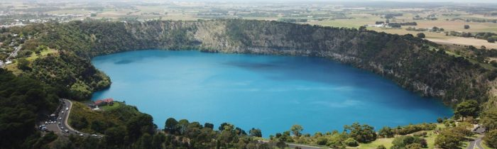 Attractions in Mount Gambier