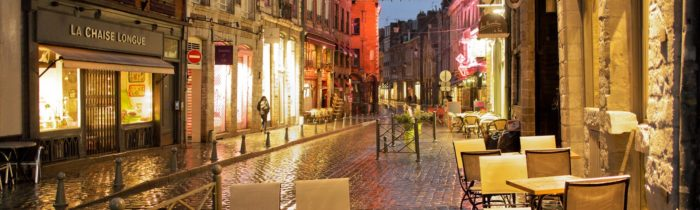 Attractions in Lille