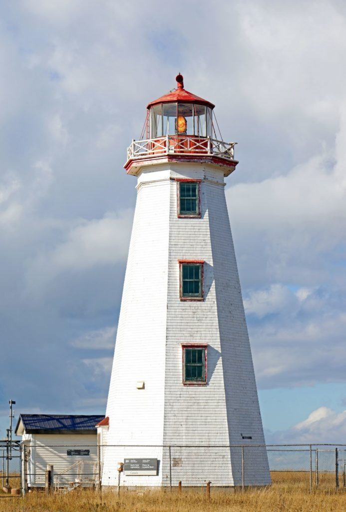North Cape Lighthouse PEI Lighthouses