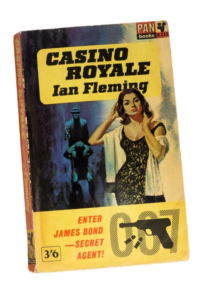 Sir William Stephenson Casino Royale James Bond of Winnipeg