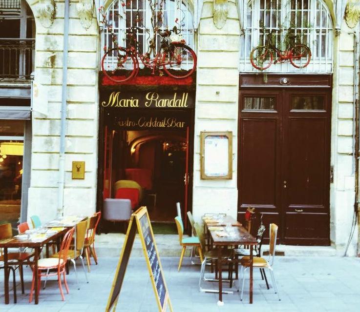 Maria Randall's Bordeaux
