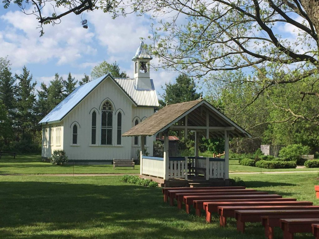3 Fanshawe Pioneer Village Church