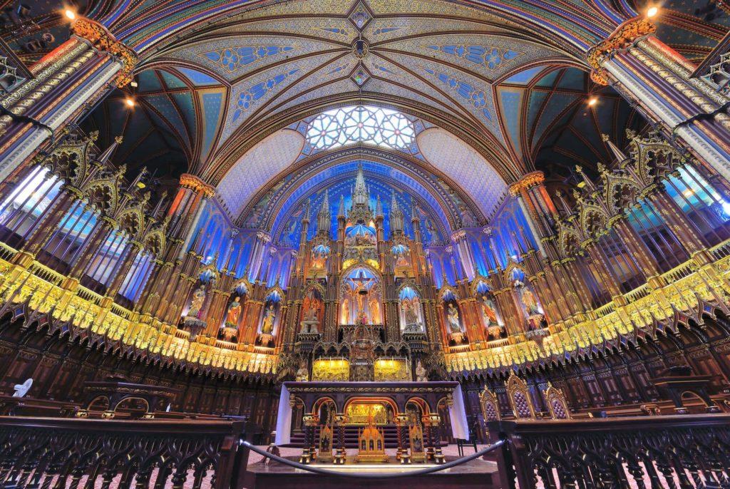 3 Notre Dame Basilica