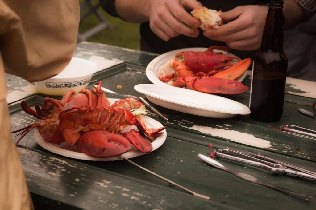 4 Lobster Feast