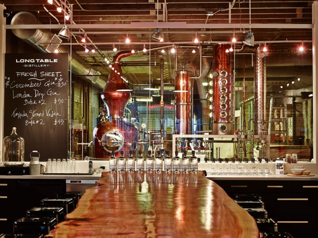 4 Long Table Distillery