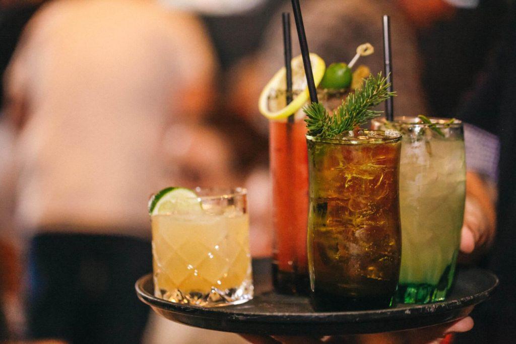 4 Natural Cocktails