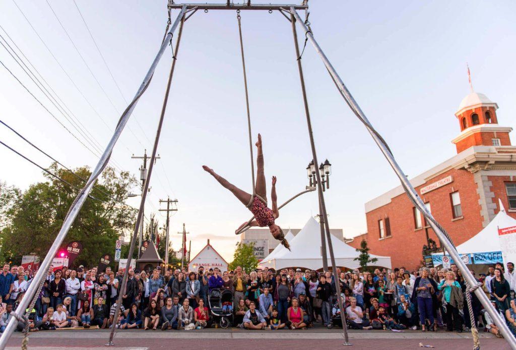 5 Fringe Festival