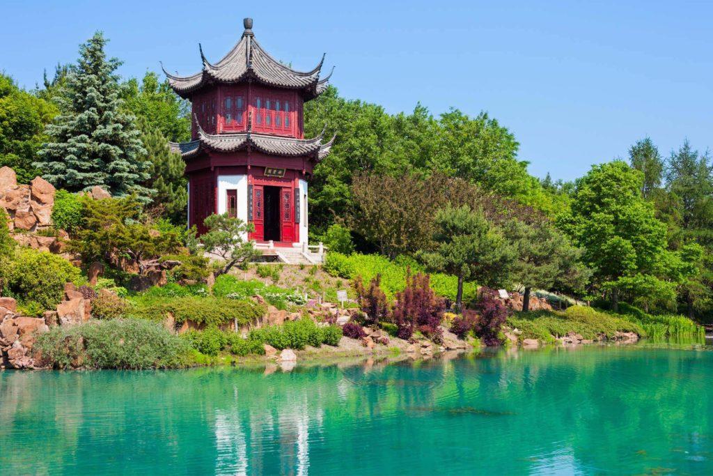 6 Botanical Gardens