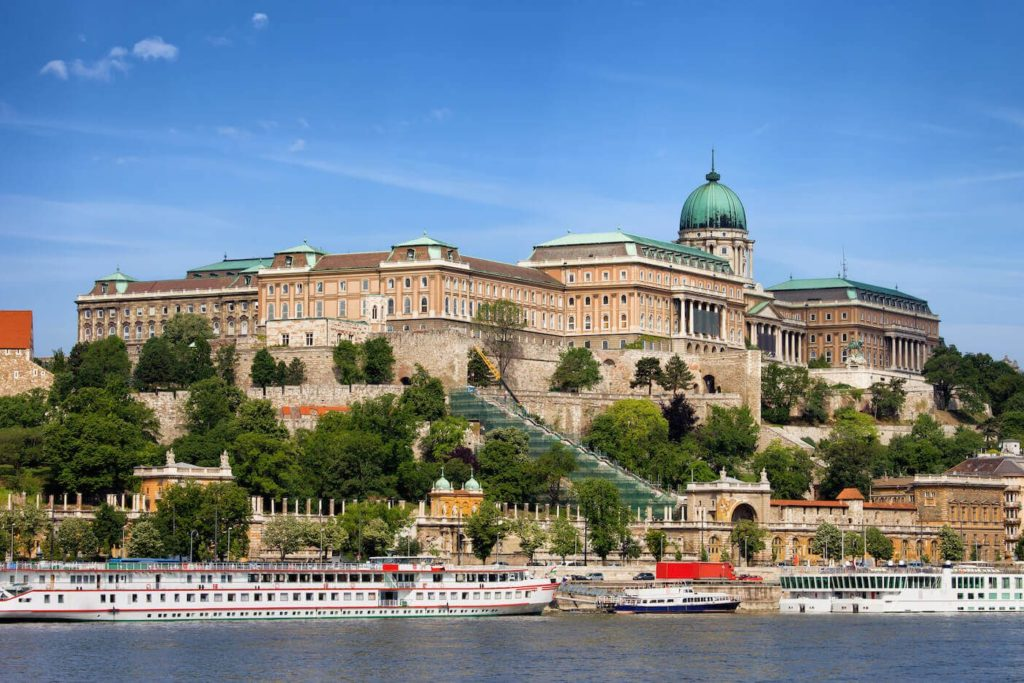 Picfair 02886801 Buda Castle In Budapest Fu Preview Only
