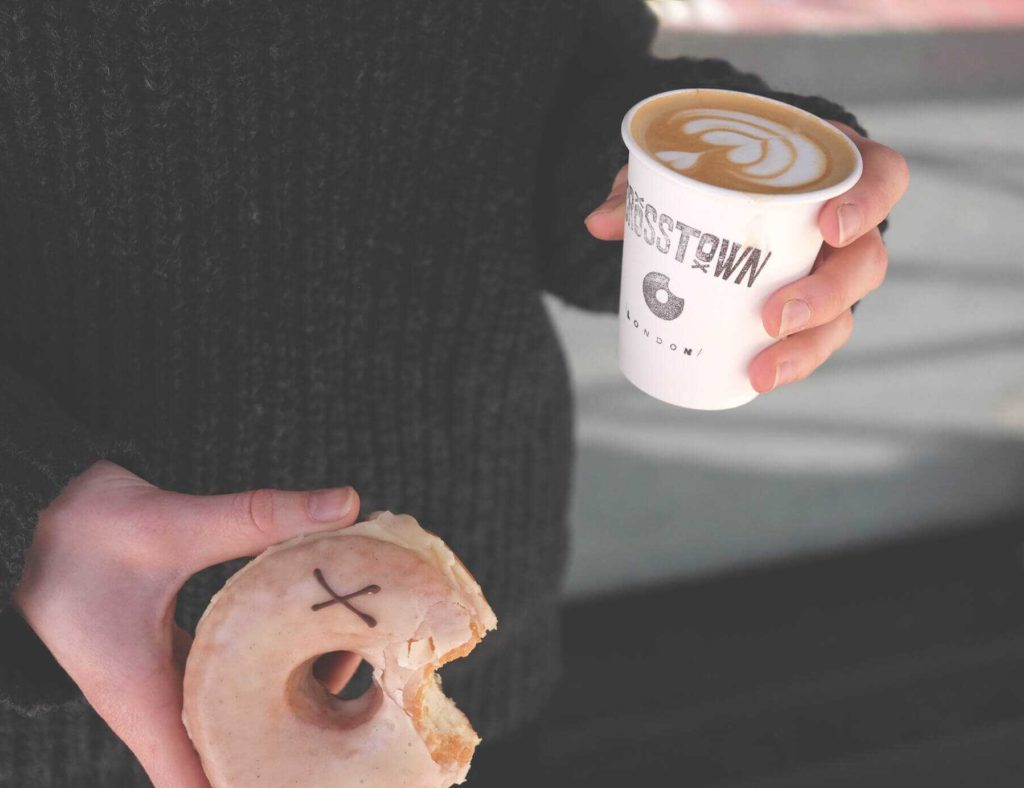 Crosstown Doughnuts & Coffee.
