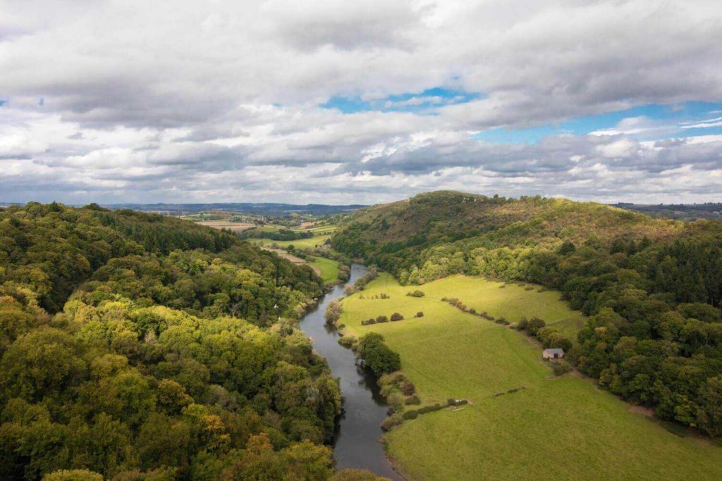 Doctor Who: The Wye Valley and the Forest of Dean
