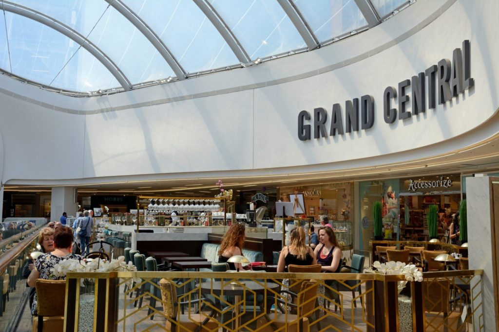 Picfair 02841802 Grand Central Shopping Birmingham Uk Fu Preview Only E1500300050238