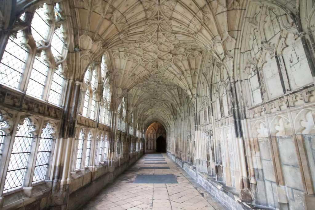Harry Potter: Gloucester Cathedral