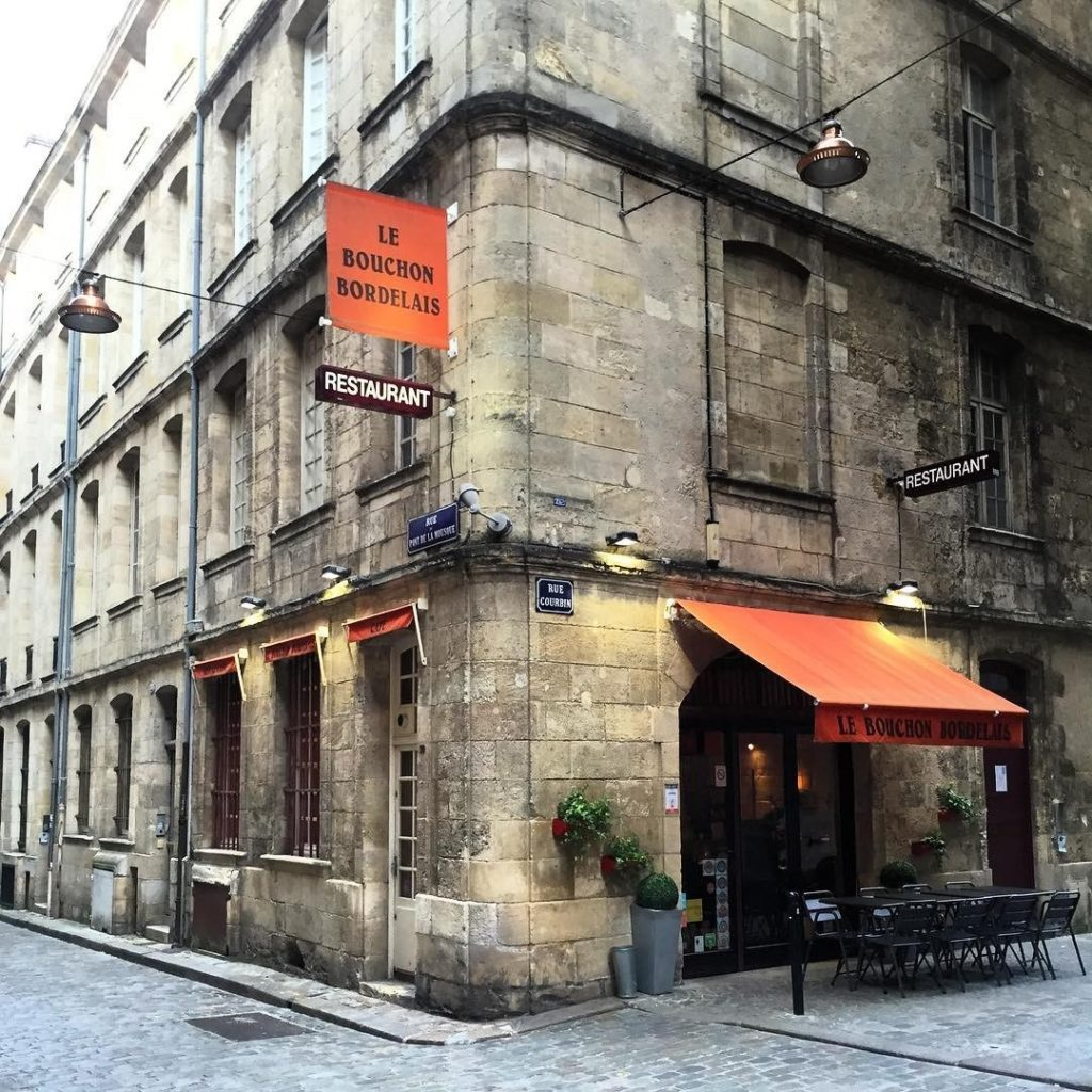 Le Bouchon Bordelais In Bordeaux
