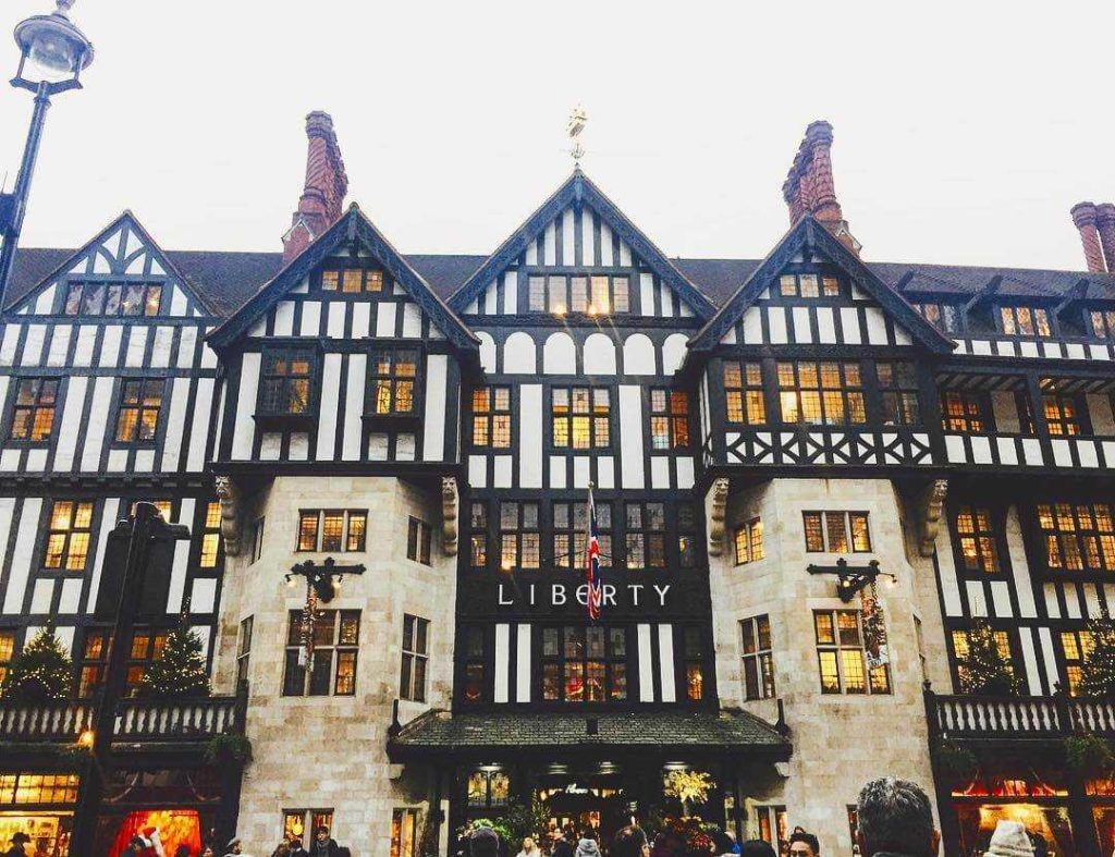 Liberty of London Shopping