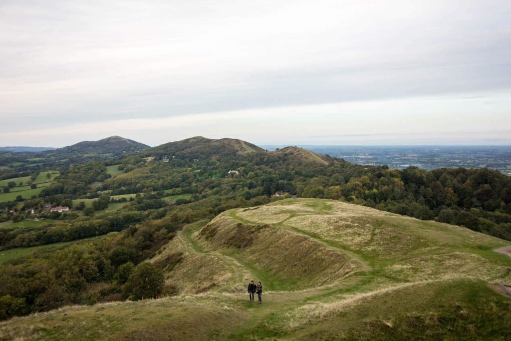 Lord Of The Rings: The Malvern Hills