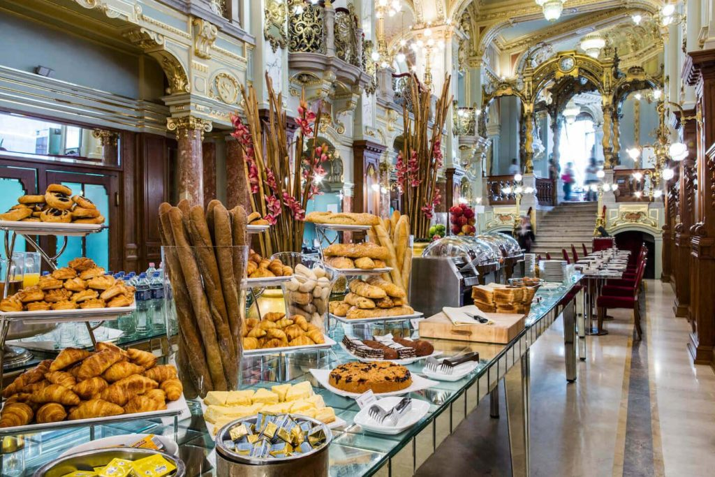 New York Café in Budapest