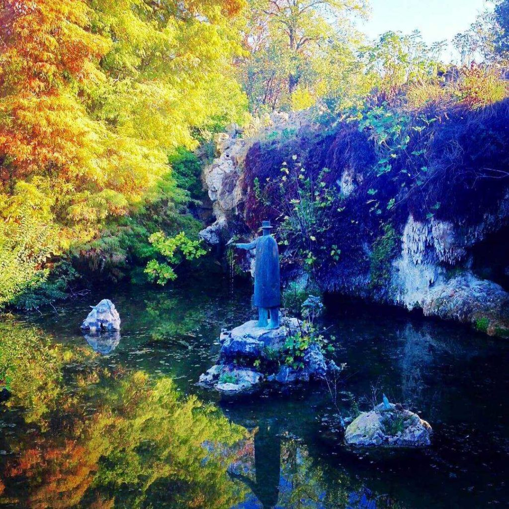 Parc Borely Marseille © Ninegraph