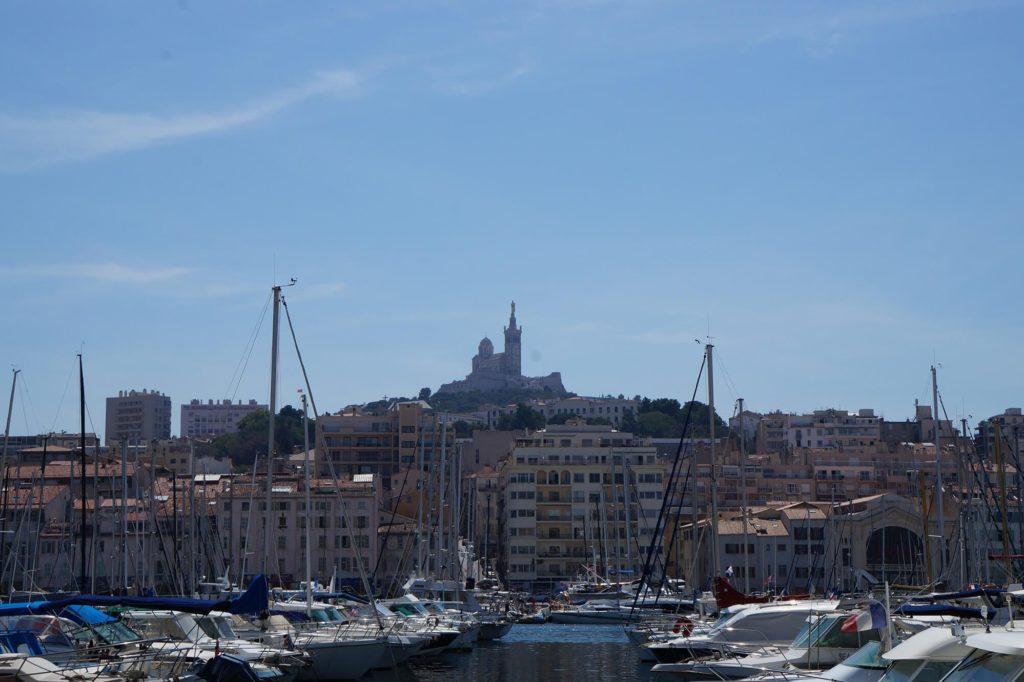 Vieux Port In Marseilles 2K