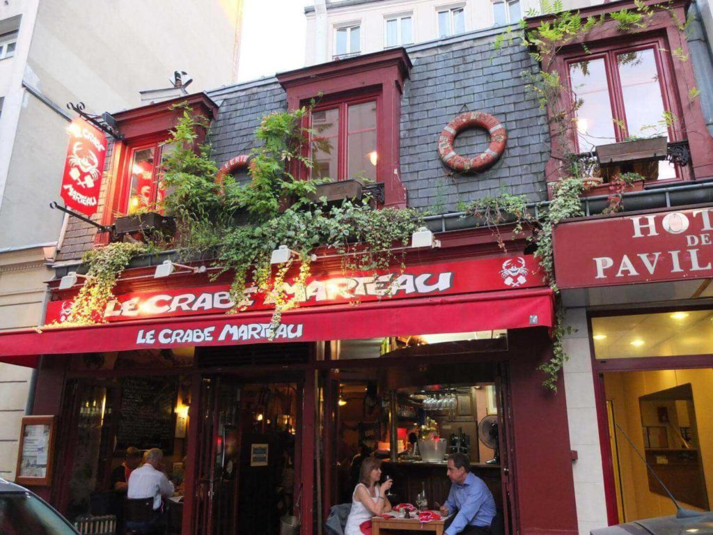 Restaurantparis