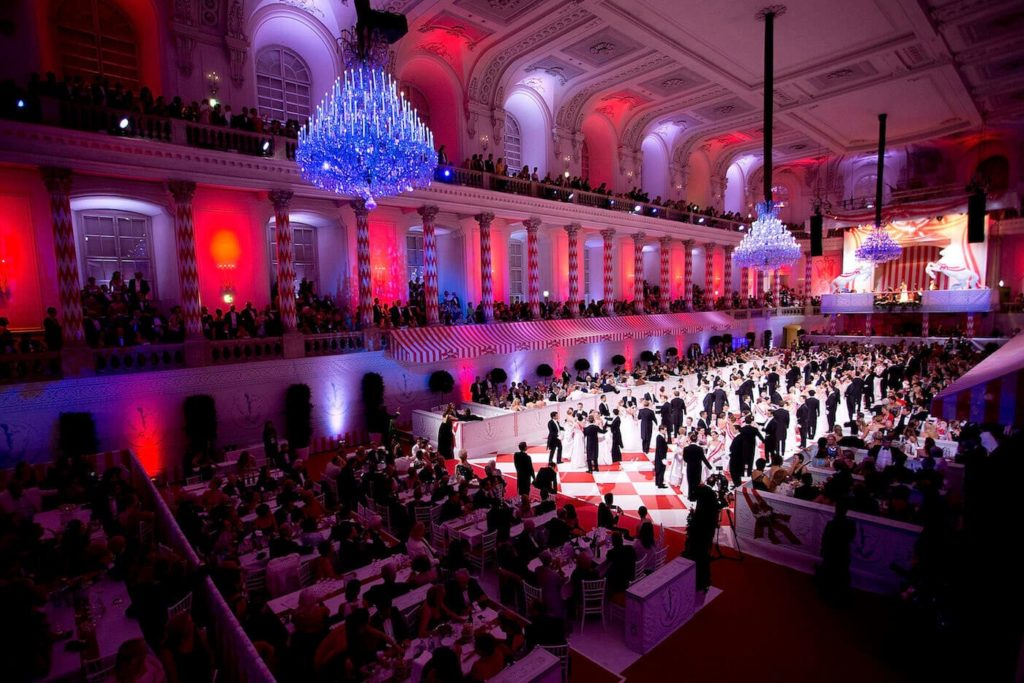 Vienna Summer Ball Gettyimages 478661956