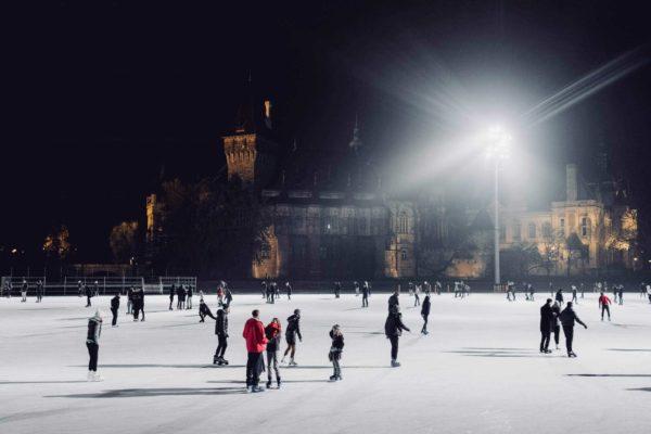 Ice Rink Budapest
