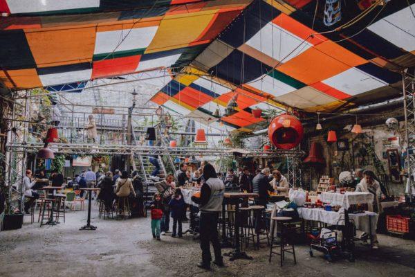 Szimpla Market Budapest