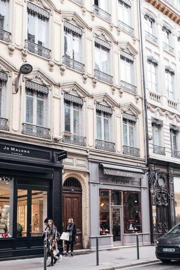 Boutiques Shopping Lyon