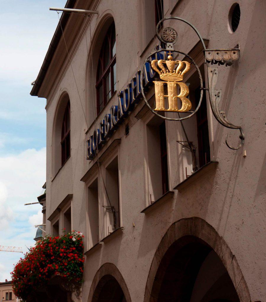 Hofbräuhaus Munchen ©Nathan Rupert