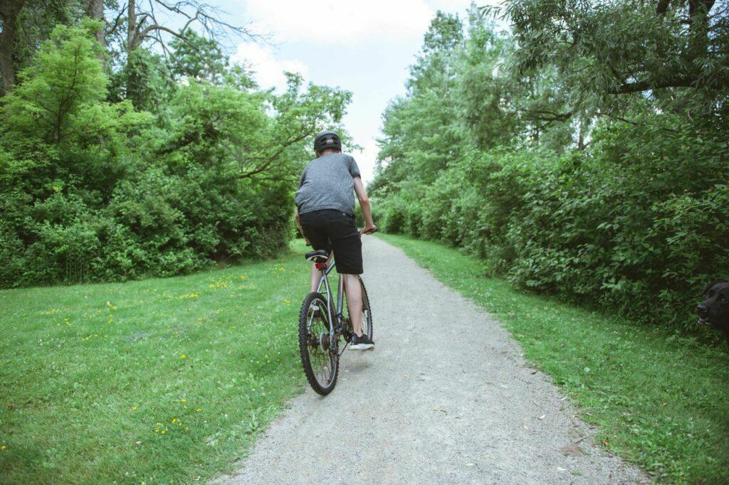 Strathroy Trails Cycling