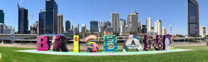 Attractions in Brisbane