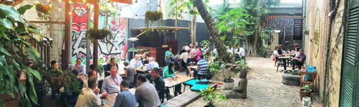 Cafés in Brisbane