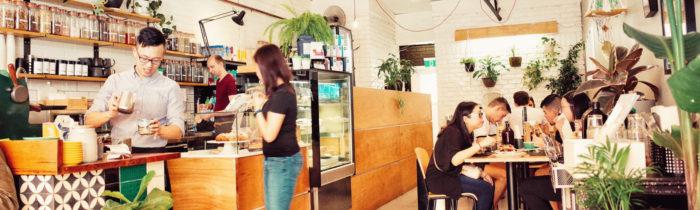 Cafés in Perth