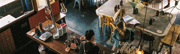 Cafés in Melbourne