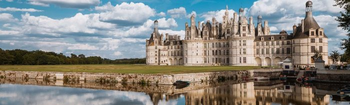 Attractions in Central France
