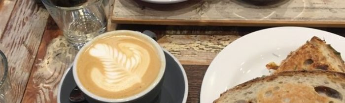 Cafés - Londres