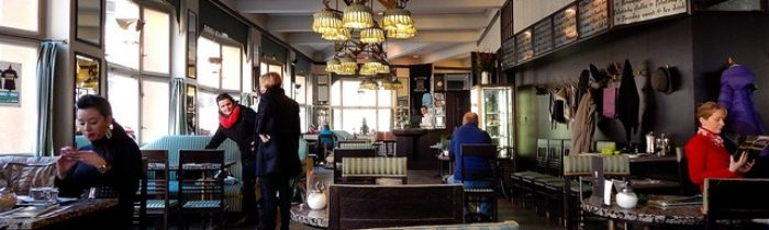 Cafés - Prag