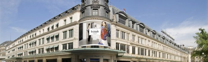 Shopping in Paris – Left Bank