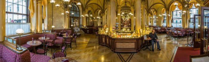 Cafés in Vienna