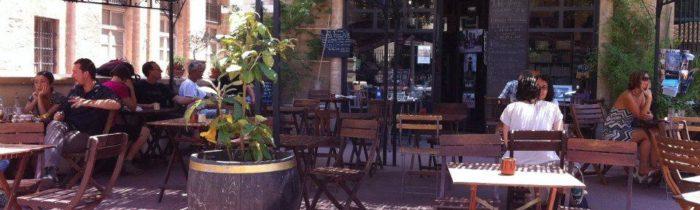 Cafés in Marseille